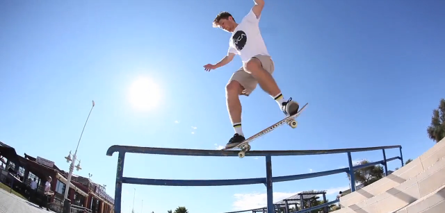 Etnies Skateboarding Tour